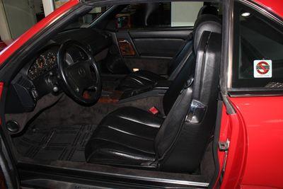 1992 Mercedes-Benz 500 Series 500SL