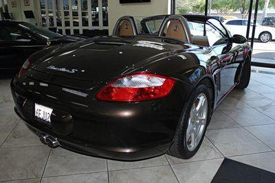 2008 Porsche Boxster S