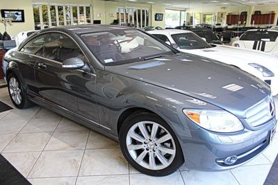 2007 Mercedes-Benz CL550 5.5L V8