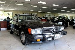 1988 Mercedes-Benz 560 Series 560SL